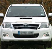 Дневные ходовые огни Тойота Хайлюкс 7 (ДХО для Toyota Hilux 7 DRL)
