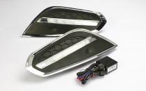 Дневные ходовые огни Вольво S60 2 (ДХО для Volvo S60 2 DRL)