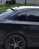 Аэродинамический спойлер на заднее стекло Skoda Octavia A5 (RS S