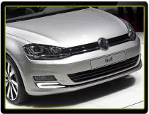 Дневные ходовые огни Фольксваген Гольф 7 (ДХО для Volkswagen Golf 7)