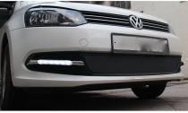 Дневные ходовые огни Фольксваген Поло 5 седан (ДХО для Volkswagen Polo 5 sedan)