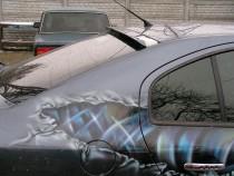 Спойлер на стекло Шкода Октавия Тур А4 (спойлер на заднее стекло Skoda Octavia Tour A4)