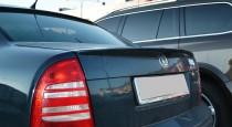 Купить спойлер на багажник Шкода Суперб 1 (лип спойлер Skoda Sup