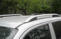 Рейлинги на Мицубиси Л200 (рейлинги Mitsubishi L200 Crown.алюминий)