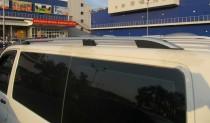 Рейлинги на Фольксваген Транспортер Т5 в магазине експресстюнинг