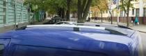 Рейлинги Опель Комбо С (рейлинги на крышу Opel Combo C концевик. пласт)