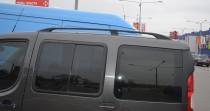 заказать Рейлинги Фиат Добло 1 (рейлинги на крышу Fiat Doblo 1 к