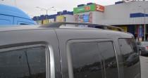 Рейлинги на автомобиль крышу Фиат Добло 1 (рейлинги Fiat Doblo 1