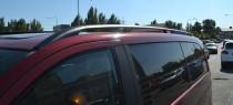купить Рейлинги на крышу Мерседес Вито В 639 (рейлинги Mercedes
