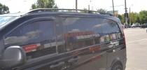 Рейлинги на крышу Мерседес Вито В 639 в магазине експресстюнинг(