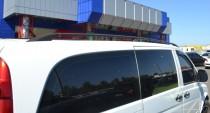 Рейлинги на крышу Мерседес Вито В 639 в магазине expresstuning(р