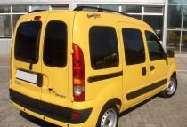 Рейлинги на крышу Рено Кангу 1 (рейлинги Renault Kangoo 1 концевик.метал.)