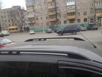 Рейлинги Фиат Скудо 2 (рейлинги на крышу Fiat Scudo 2 концевик.пласт.)