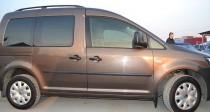 Рейлинги на авто Фольксваген Кадди (рейлинги на крышу Volkswagen