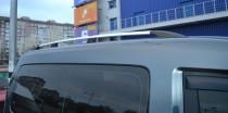 Рейлинги на Volkswagen Caddy в магазине експресстюнинг (продольн