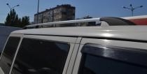 заказать Рейлинги на Фольксваген Транспортер Т4 (продольные рейл