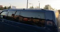 заказать Рейлинги на Volkswagen Transporter T5 (продольные рейли