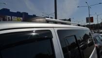 Рейлинги на Volkswagen Transporter T5 в магазине expresstuning (