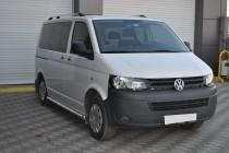 Рейлинги на машину Volkswagen Transporter T5 (продольные рейлинг