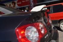 Задний спойлер на багажник Volkswagen Passat B6 (купить спойлер