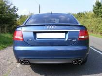 Купить лип спойлер на Audi A6 C6 (магазин ExpressTuning)