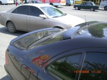 Спойлер на крышку багажника Мерседес Е-клаа 211