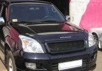 Решетка радиатора Тойота Прадо 120 (решетка Toyota Land Cruiser Prado 120)