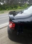 найти Спойлер на Volkswagen Jetta 5 (задний спойлер Фольксваген