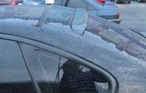 Спойлер на стекло Субару Легаси Б4 (спойлер на заднее стекло Subaru Legacy B4)
