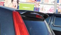 Спойлер Ford Fiesta mk5 (задний козырек аэродинамический)