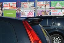 Купить задний спойлер на Форд Фиесту 5 (ExpressTuning)