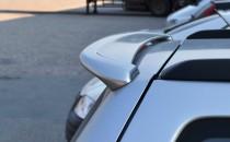 Спортивный задний спойлер на Субару Форестер 2 поколения (тюнинг