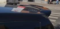 Задний спойлер на Suzuki Swift (фото ExpressTuning)
