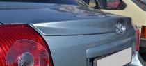 Лип спойлер на Тойота Авенсис 2 (оригинальный спойлер Toyota Avensis 2)