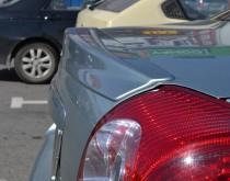 Купить накладку спойлер на багажник Toyota Avensis 2 (спойлер То