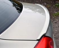 Спойлер на багажник Toyota Avensis 2 седан (лип спойлер на Тойот
