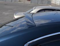 Фирменный спойлер на заднее стекло Тойота Авенсис 3 поколения