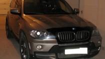 купить дефлектор на капот BMW X5 E70