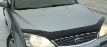 Мухобойка капота Форд Мондео 3 (дефлектор на капот Ford Mondeo 3)