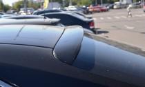 Накладка на заднее стекло Тойота Камри V40 (спойлер на стекло от