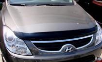 Мухобойка капота Хендай ix55 (дефлектор на капот Hyundai ix55)