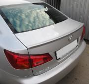 Оригинальный лип спойлер для Lexus Is250 (ExpressTuning)