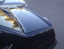Спойлер на Ваз 21099 (задний спойлер на багажник Лада 21099)