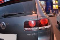 Комплект ресничек на задние фары для Фольксваген Туарег 1 (магаз