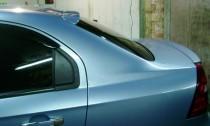 Купить спойлер на крышку багажника Chevrolet Aveo 3 (Авео 3 седа