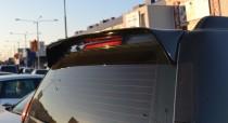 Оригинальный спойлер Toyota Land Cruiser Prado 120 (установка на