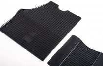 Резиновые коврики Мерседес Вито 638 (коврики в салон Mercedes Vito W638)