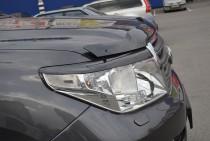 Купить реснички на фары Тойота Ленд Крузер 200 в магазине Expres