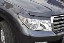 Заказать комплект ресничек JAOS на фары Тойота Ленд Крузер 200