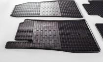 Резиновые коврики Ниссан Жук (коврики в салон Nissan Juke)